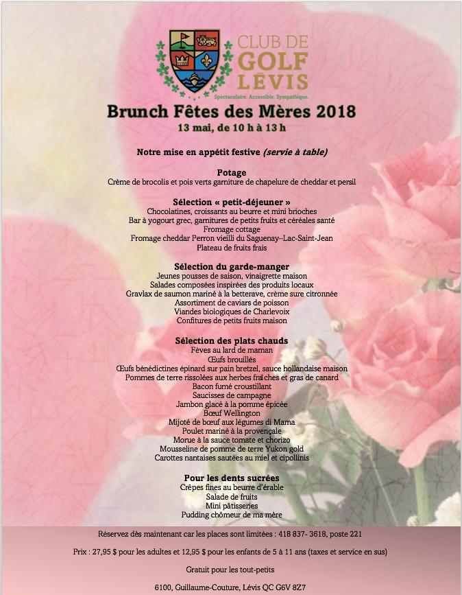 buy online f5503 6e893 Participez à notre concours brunch Fête des Mères